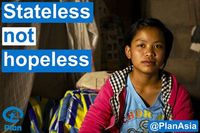 6 million children around the world are denied their basic rights because they don't have a birth certificate.