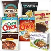 Gluten Free products recommended by Hungry Girl. Great site.