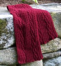 brook trail scarf