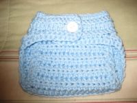 Crocheted Diaper Cover Maade Too Order by lindajohnson1977 on Etsy, $13.00